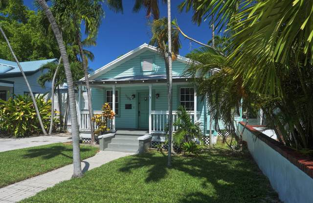 1105 Flagler Avenue, Key West, FL 33040 (MLS #588379) :: Key West Luxury Real Estate Inc