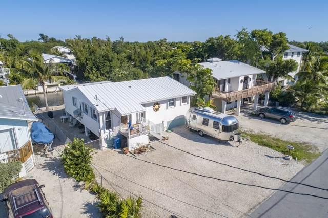 29123 Rose Drive, Big Pine Key, FL 33043 (MLS #588428) :: Coastal Collection Real Estate Inc.