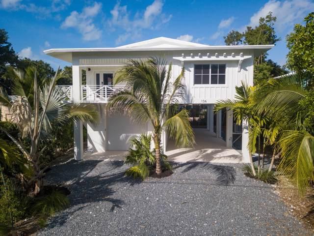 136 Key Heights Drive, Plantation Key, FL 33070 (MLS #588429) :: KeyIsle Realty