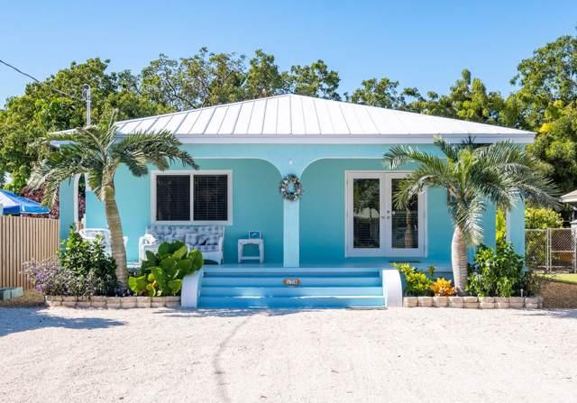 175 Hibiscus Street, Plantation Key, FL 33070 (MLS #588440) :: KeyIsle Realty