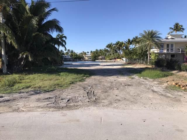 74850 Overseas Highway, Lower Matecumbe, FL 33036 (MLS #588501) :: Jimmy Lane Home Team