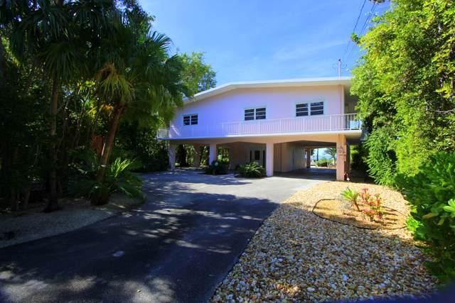 122 E Shore Drive, Key Largo, FL 33037 (MLS #588559) :: Coastal Collection Real Estate Inc.