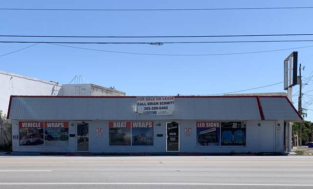 2315 Overseas Highway, Marathon, FL 33050 (MLS #588563) :: Coastal Collection Real Estate Inc.