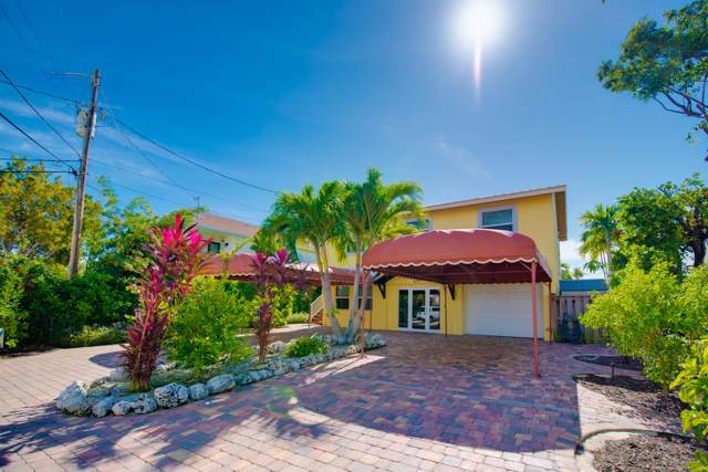 600 Calle De Luna, Marathon, FL 33050 (MLS #588572) :: Coastal Collection Real Estate Inc.