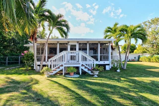 394 - 396 Pompano Drive, Key Largo, FL 33037 (MLS #588590) :: Coastal Collection Real Estate Inc.