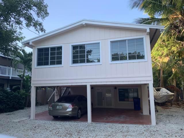 189 Pearl Avenue, Plantation Key, FL 33070 (MLS #588595) :: Key West Luxury Real Estate Inc