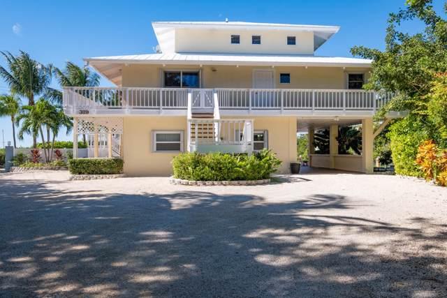 319 Tollgate Shore Drive, Lower Matecumbe, FL 33036 (MLS #588597) :: Jimmy Lane Home Team