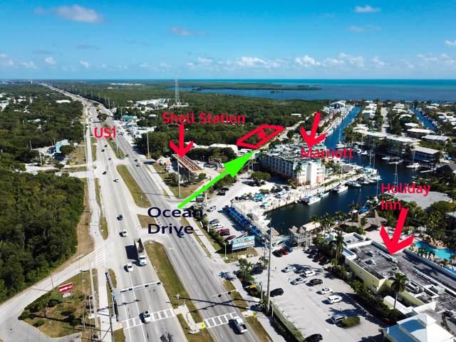 116 Ocean Drive, Key Largo, FL 33037 (MLS #588606) :: Key West Vacation Properties & Realty
