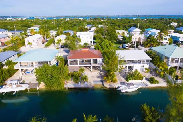 1032 E Caribbean Drive, Summerland Key, FL 33042 (MLS #588607) :: Key West Vacation Properties & Realty