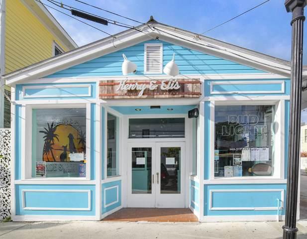 112 Fitzpatrick Street, Key West, FL 33040 (MLS #588634) :: Key West Luxury Real Estate Inc