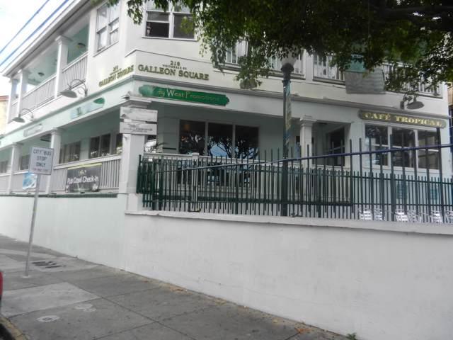 218 Whitehead Street 1 & 2, Key West, FL 33040 (MLS #588646) :: Key West Luxury Real Estate Inc