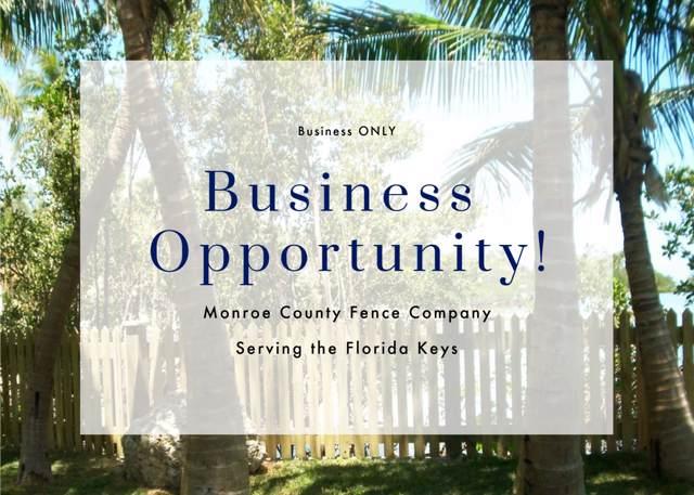 68 Silver Springs Drive, Key Largo, FL 33037 (MLS #588655) :: Brenda Donnelly Group