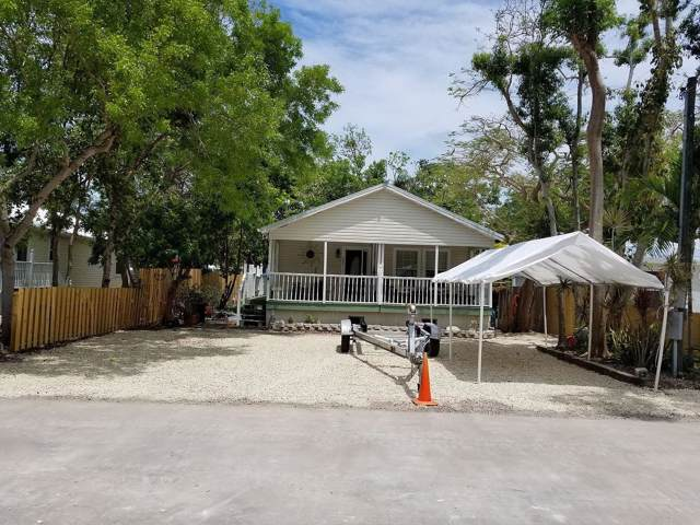 802 Madrid Road, Key Largo, FL 33037 (MLS #588671) :: Brenda Donnelly Group