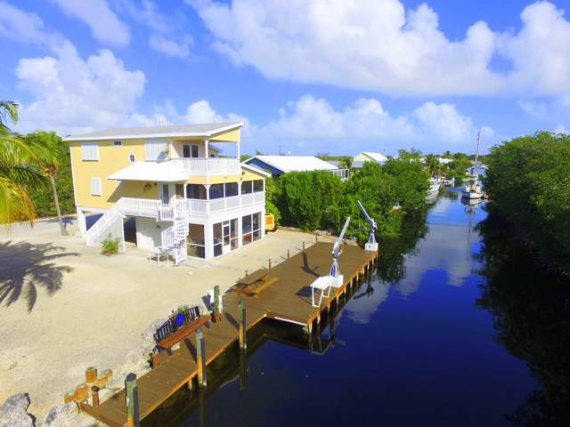 25 Mangrove Lane, Key Largo, FL 33037 (MLS #588677) :: Jimmy Lane Home Team