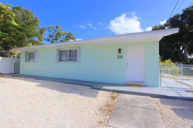 38 Silver Springs Drive, Key Largo, FL 33037 (MLS #588679) :: Brenda Donnelly Group