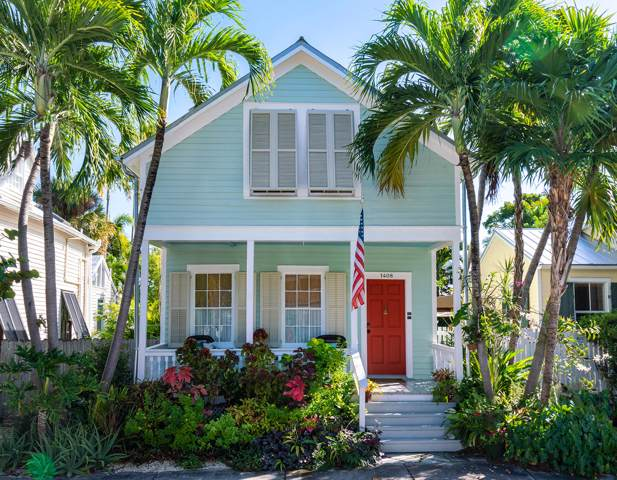 1408 Petronia Street, Key West, FL 33040 (MLS #588681) :: Key West Luxury Real Estate Inc