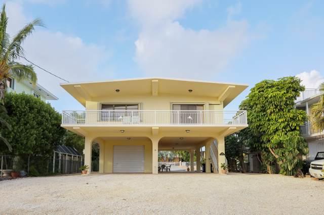 147 Canal Street, Plantation Key, FL 33070 (MLS #588689) :: Key West Luxury Real Estate Inc