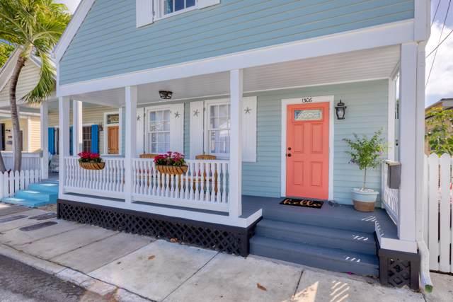1306 Newton Street, Key West, FL 33040 (MLS #588700) :: Brenda Donnelly Group