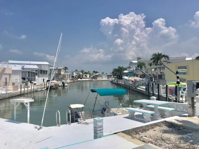701 Spanish Main Drive #337, Cudjoe Key, FL 33042 (MLS #588726) :: Coastal Collection Real Estate Inc.