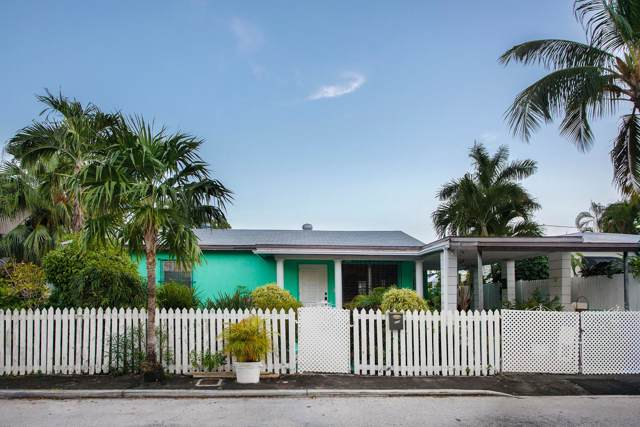 2614 Patterson Avenue, Key West, FL 33040 (MLS #588773) :: Coastal Collection Real Estate Inc.