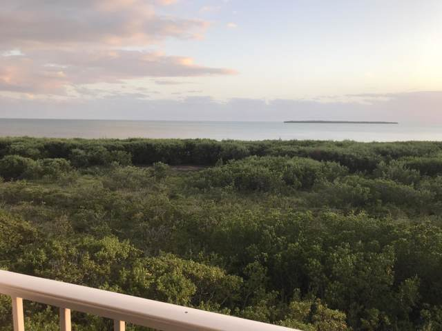 500 Burton Drive #3307, Key Largo, FL 33070 (MLS #588780) :: Key West Luxury Real Estate Inc