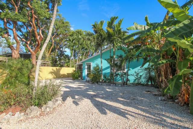 67 Jewfish Avenue, Key Largo, FL 33037 (MLS #588785) :: Key West Luxury Real Estate Inc
