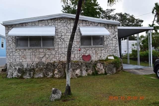 75 Tarpon Basin Drive, Key Largo, FL 33037 (MLS #588787) :: Born to Sell the Keys