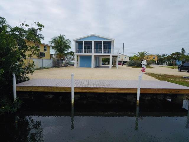 559 Powell Avenue, Little Torch Key, FL 33042 (MLS #588830) :: Cory Held & Jeffrey Grosky | Preferred Properties Key West