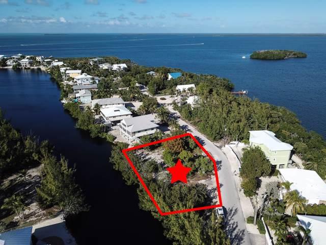 1 Mutiny Place, Key Largo, FL 33037 (MLS #588868) :: Key West Luxury Real Estate Inc