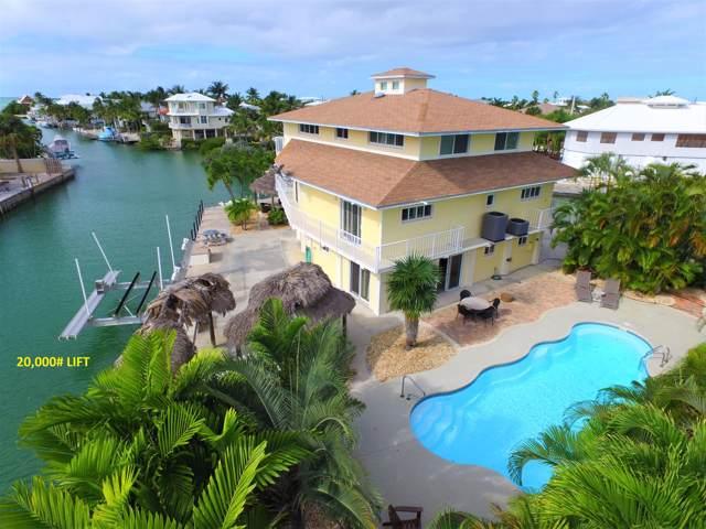 1183 E Caribbean Drive, Summerland Key, FL 33042 (MLS #588910) :: Jimmy Lane Home Team