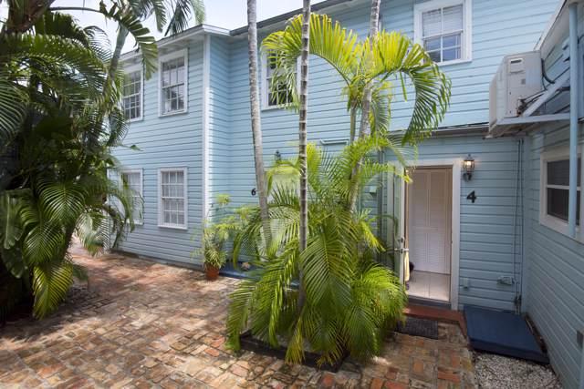 1209 William Street #4, Key West, FL 33040 (MLS #588912) :: Coastal Collection Real Estate Inc.