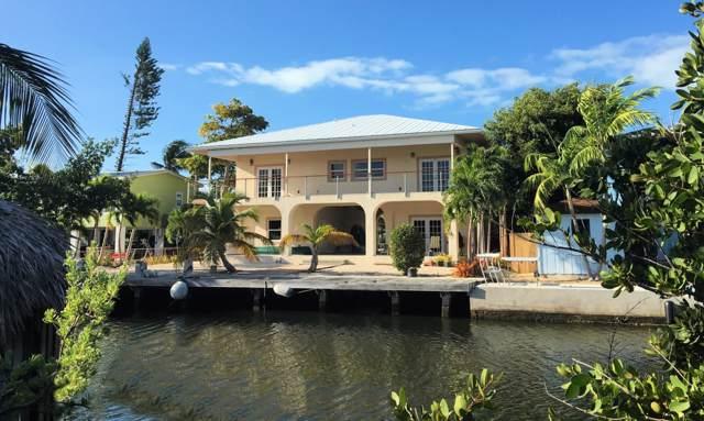 125 Venetian Drive, Lower Matecumbe, FL 33036 (MLS #588926) :: Coastal Collection Real Estate Inc.