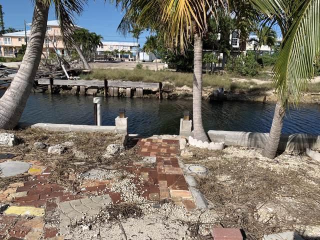 31529 Avenue E, Big Pine Key, FL 33043 (MLS #588928) :: Jimmy Lane Home Team