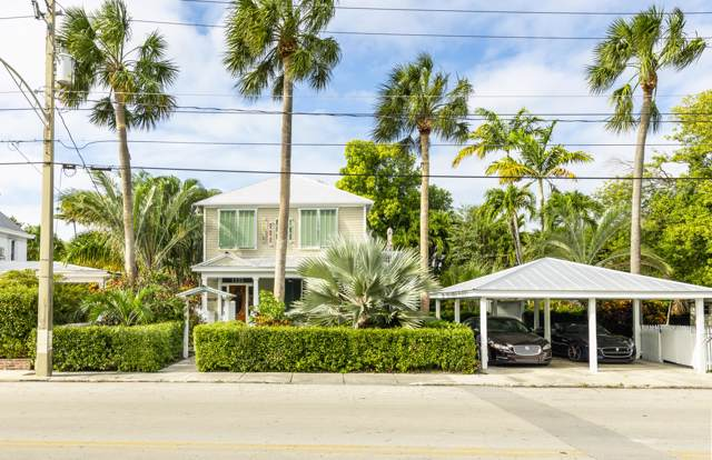 1125 Flagler Avenue, Key West, FL 33040 (MLS #588936) :: Cory Held & Jeffrey Grosky | Preferred Properties Key West