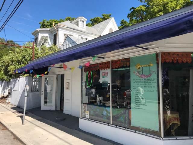 605 Simonton Street A, Key West, FL 33040 (MLS #588983) :: Key West Luxury Real Estate Inc