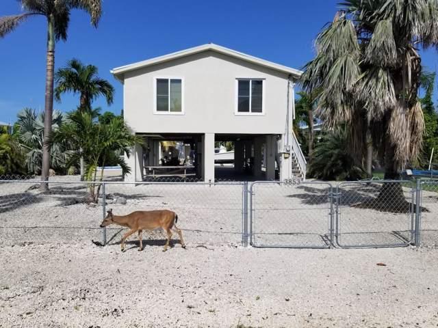 3853 Gillott Road, Big Pine Key, FL 33043 (MLS #589002) :: Jimmy Lane Home Team
