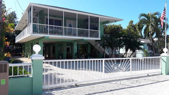 105 Marina Avenue, Key Largo, FL 33037 (MLS #589019) :: Born to Sell the Keys