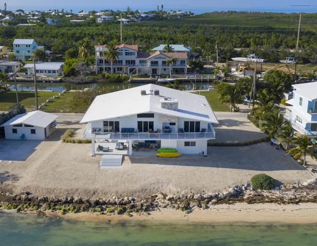 161 Sunset Drive, Lower Matecumbe, FL 33036 (MLS #589029) :: Coastal Collection Real Estate Inc.