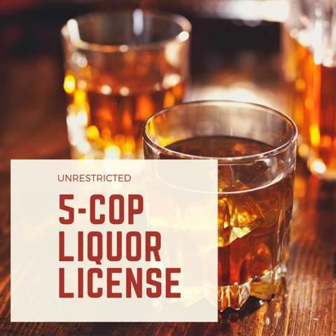 5 Cop Liquor License, Key West, FL 33040 (MLS #589090) :: Coastal Collection Real Estate Inc.