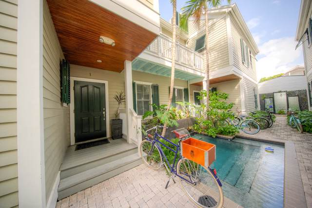 713 Emma Street #1, Key West, FL 33040 (MLS #589096) :: Coastal Collection Real Estate Inc.