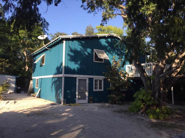120 S Bay Harbor Drive, Key Largo, FL 33037 (MLS #589111) :: Key West Luxury Real Estate Inc