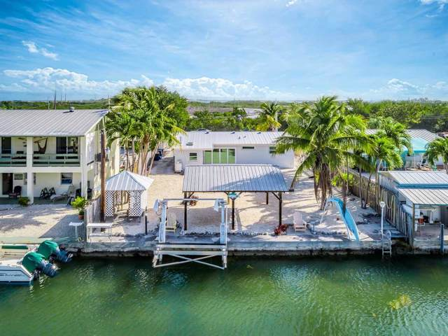 128 W Shore Drive, Summerland Key, FL 33042 (MLS #589150) :: Key West Luxury Real Estate Inc