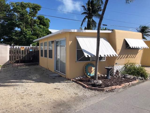 6099 Overseas Highway 29E, Marathon, FL 33050 (MLS #589171) :: Key West Luxury Real Estate Inc