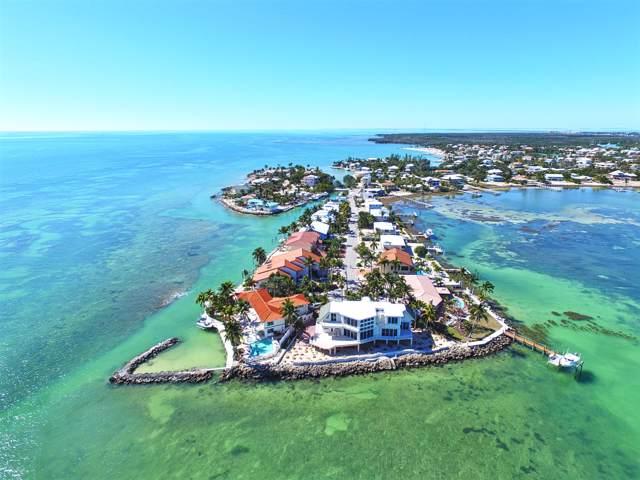 8 Ocean East, Marathon, FL 33050 (MLS #589199) :: Key West Luxury Real Estate Inc