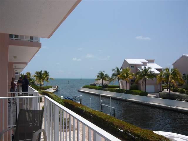 1501 Ocean Bay Drive B5, Key Largo, FL 33037 (MLS #589200) :: Born to Sell the Keys
