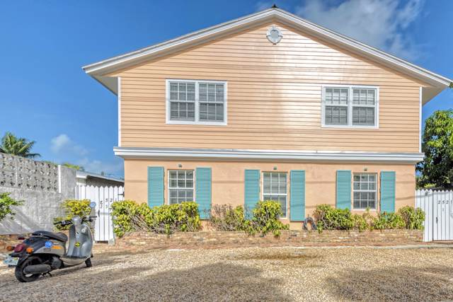 2521 Fogarty Avenue #1, Key West, FL 33040 (MLS #589205) :: Key West Luxury Real Estate Inc