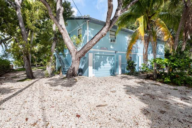 116 Madeira Road, Upper Matecumbe Key Islamorada, FL 33036 (MLS #589206) :: Coastal Collection Real Estate Inc.