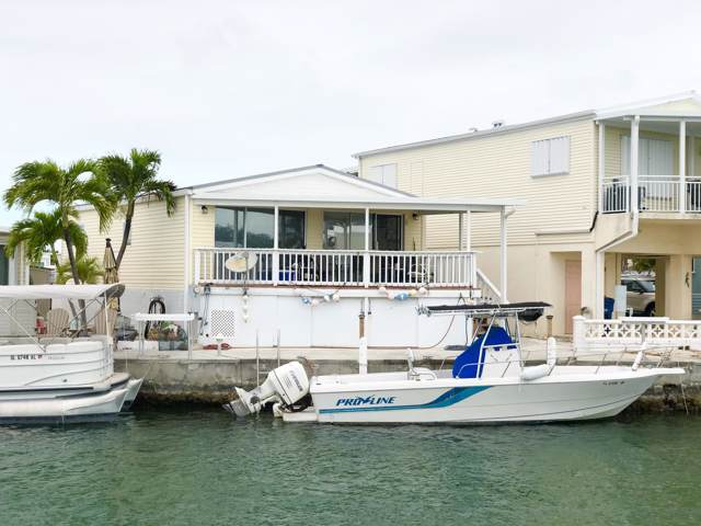 701 Spanish Main Drive #362, Cudjoe Key, FL 33042 (MLS #589209) :: Key West Luxury Real Estate Inc