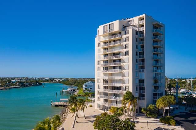 2000 Coco Plum Drive #302, Marathon, FL 33050 (MLS #589214) :: Key West Luxury Real Estate Inc