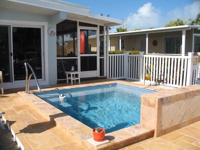 500 4Th Street, Key Colony, FL 33051 (MLS #589223) :: Key West Luxury Real Estate Inc